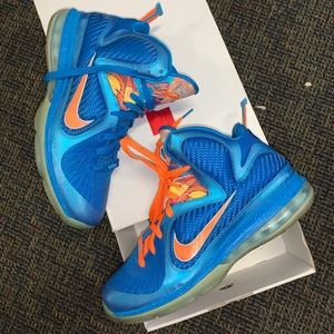 Nike Lebron 9 Year of the Dragon